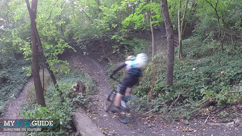 evoc fr enduro team 15