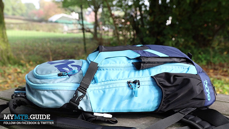 evoc fr enduro team 17