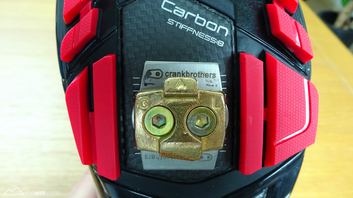 Crank Brothers Vélo Chaussure Shield