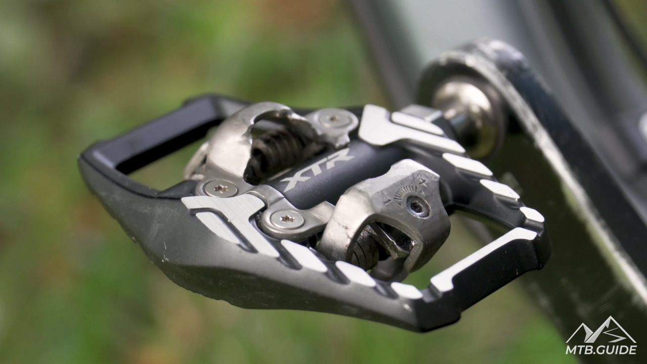 Shimano XTR M9120 Trail Pedals Review