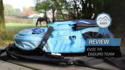 EVOC FR Enduro Team review