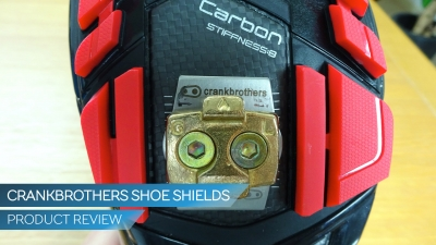 Crankbrothers Shoe Shields review