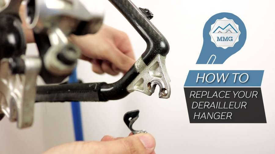 How to replace a derailleur hanger