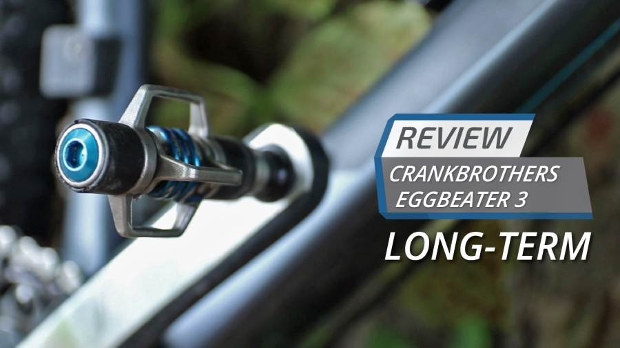 Crankbrothers Eggbeater 3 Long-Term Review