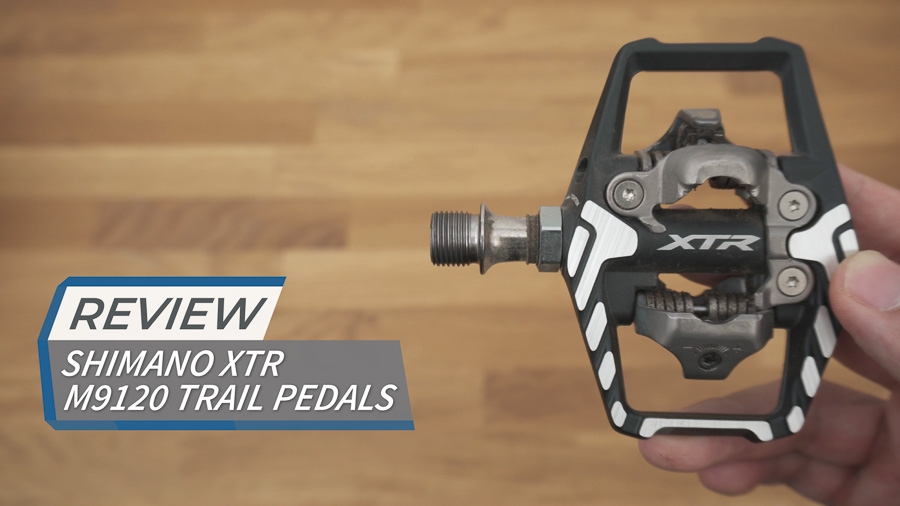 Shimano XTR M9120 Trail Pedalen Review