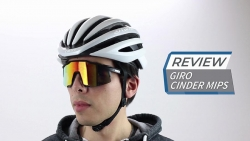 Giro Cinder MIPS Review:  An Unintended Crash Test