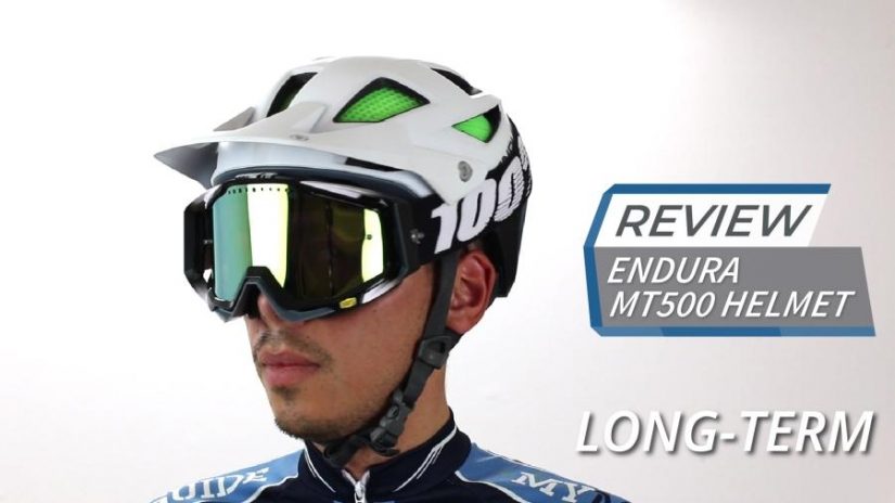 Endura MT500 Helmet Long Term Review